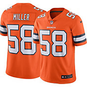 Nike Men's Color Rush 2016 Limited Jersey Denver Broncos Von Miller #58