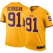 Nike Men's Color Rush 2016 Washington Redskins Ryan Kerrigan #91 Legend Game Jersey