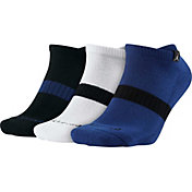Jordan Dri-FIT No Show Socks 3 Pack