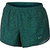 Nike Women's Bear Paw Printed Tempo Running Shorts