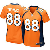 Nike Women's Home Game Jersey Denver Broncos Demaryius Thomas #88