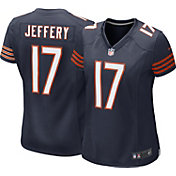 Nike Women's Home Game Jersey Chicago Bears Alshon Jeffery #17