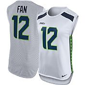 Nike Women's Seattle Seahawks Fan #12 Jersey Tank Top