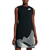 Nike Women's Sportswear Rally Skyscraper Printed Dress