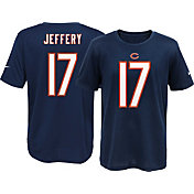 Nike Youth Chicago Bears Alshon Jeffery #17 Navy T-Shirt