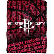Northwest Houston Rockets Redux Micro Raschel Throw Blanket