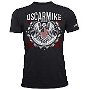 Oscar Mike Men's American Eagle T-Shirt