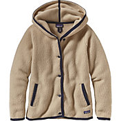 Patagonia Women's Shearling Fleece Hooded Cardigan