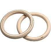 PowerMax Wood Rings