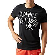 Reebok Men's CrossFit Support Your Local Box Graphic T-Shirt