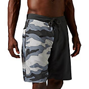 Reebok Men's One Series Camo Nasty Two-In-One Shorts