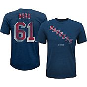 CCM Youth New York Rangers Rick Nash #61 Vintage Replica Home Player T-Shirt