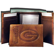 Rico NFL Green Bay Packers Embossed Tri-Fold Wallet