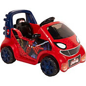 Spider-Man 6V Super Electric Ride-On Car