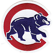 "The Emblem Source Chicago Cubs ""Walking Bear"" Patch"