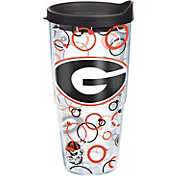 Tervis Georgia Bulldogs Bubble Up Wrap 24oz Tumbler