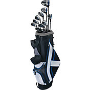 Top Flite 2017 XL 13-Piece Complete Set  – (Graphite/Steel) – Black/Royal