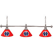 Trademark Games Washington Wizards 60'' 3-Shade Billiard Lamp