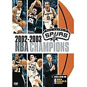 NBA Champions 2003: San Antonio Spurs DVD