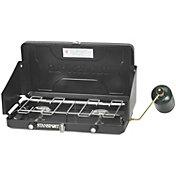 Stansport Two-Burner Propane Stove