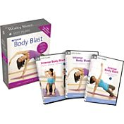 STOTT PILATES Intense Body Blast DVD Set