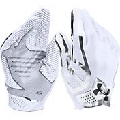 Under Armour Adult Spotlight Receiver Gloves