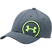 Under Armour Boys' Billboard Stretch Fit Hat