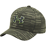Under Armour Boys' Printed Blitzing Hat