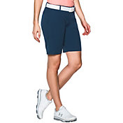 Under Armour Women's Links Golf Shorts
