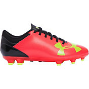 Under Armour Kids' Spotlight DL FG Soccer Cleats