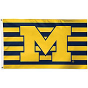 WinCraft Michigan Wolverines Deluxe Flag