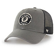 '47 Men's San Francisco Giants Oracle Closer Grey Fitted Hat
