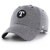 '47 Men's Texas Rangers Herring Clean Up Navy Adjustable Hat