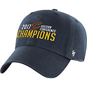 '47 Men's 2017 Eastern Conference Champions Cleveland Cavaliers Clean-Up Navy Adjustable Hat