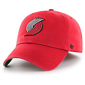 '47 Men's Portland Trail Blazers Franchise Red Fitted Hat