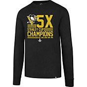 '47 Men's 2017 NHL Stanley Cup Champions Pittsburgh Penguins Long Sleeve Splitter T-Shirt