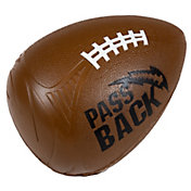 Passback Peewee Foam Training Football