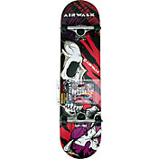 Airwalk 31'' Untamed Skateboard with Fingerboard Shredder