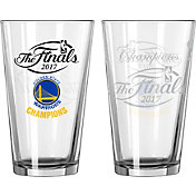 Boelter 2017 NBA Finals Champions Golden State Warriors 16oz. Pint