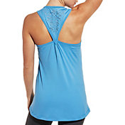 CALIA by Carrie Underwood Women's Move Laser Cut Tank Top
