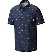 Columbia Men's Super Slack Tide Short Sleeve Shirt