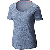 Columbia Women's Plus-Size Sandy River T-Shirt