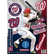 Fathead Washington Nationals Bryce Harper Teammate Wall Decal