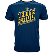 Levelwear Men's Nashville Predators Thanks Paul Navy T-Shirt