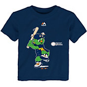 Majestic Toddler Houston Astros Mascot Navy T-Shirt