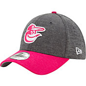 New Era Adult Baltimore Orioles 39Thirty 2017 Mother's Day Flex Hat
