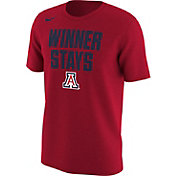 Nike Men's Arizona Wildcats Cardinal 'Winner Stays' Selection T-Shirt