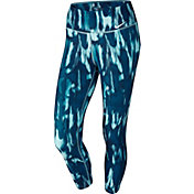 Nike Women's Power Legend Wipeout Printed Capris