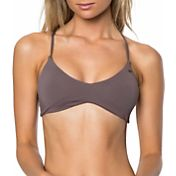 O'Neill Women's Salt Water Solids Bikini Top