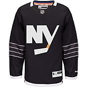 Reebok Men's New York Islanders Premier Replica Third Blank Jersey